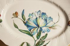 Villeroy and Boch Bouquet large serving by MyVintagePorcelain
