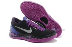 36eb9fd5ba7f Nike Kobe 8 System PP Philippines Pack Black-Purple