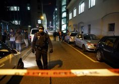 A man burst into a Muslim prayer hall in the Swiss city of Zurich and started shooting, wounding at least three men.