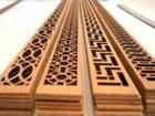 Laser Cutting Custom Wood Components Veneer Inlay Marquetry