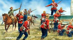 Battle of Kambula took place in 1879, during the Anglo-Zulu War when a Zulu Army attacked the British camp at Kambula. It resulted in a decisive Zulu defeat and is considered to be the turning point of the Anglo-Zulu War.