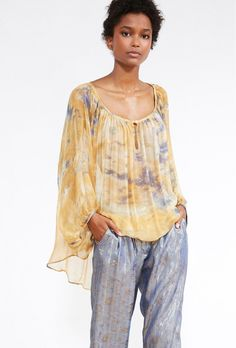 Beautiful collection of french designer fashion bohemian style blouse and jacket. Jacket and blouse spring summer 2018 hippie chic to savor the new season Hippie Chic, Bohemian Style, Paris Summer, Spring Summer 2018, French Fashion Designers, Off Shoulder Blouse, Jackets, Blouses, Boutique
