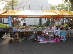 Moederdagmarkt in Noordwijkerhout - 2012 - outside wishes