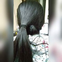 Long Hair Ponytail, Ponytail Hairstyles, Hair Updo, Super Long Hair, Silky Hair, Feathered Hairstyles, Hair Beauty, Mysore, Peacock Feathers