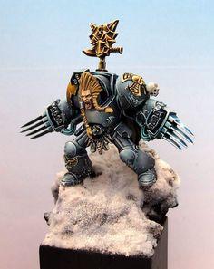 Warhammer Paint, Warhammer Models, Warhammer 40000, Wolf Rider, Warhammer 40k Space Wolves, Minis, Grey Knights, Imperial Knight, Warhammer 40k Miniatures