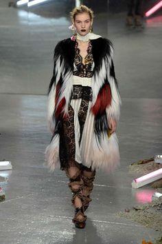Rodarte ready-to-wear autumn/winter '16/'17: