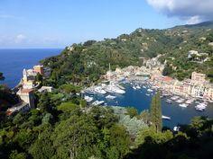 Portofino, veduta aerea