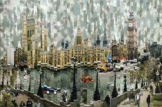 Serge Mendzhiyskogo Collage Photography 3 - TheCoolist