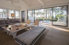 Pyla sur Mer, Villa de vacances avec 6 chambres pour 12 personnes. Réservez la location 1296453 avec Abritel. Superbe et luxueuse villa neuve, vue mer, à 20 m de la plage,Pyla/Moulleau