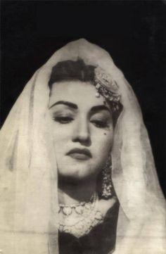 Noorjehaan Vintage Bollywood India Pakistan singer actress