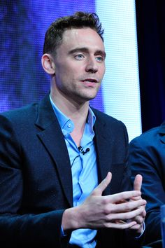 Tom Hiddleston. #TheHollowCrown #TCA2013 Via Torrilla.