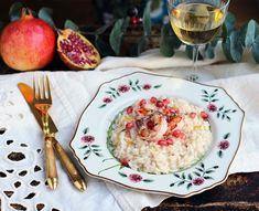 Prosecco risotto http://fr.chatelaine.com/cuisine/risotto-aux-crevettes-et-au-prosecco/