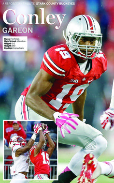 A special tribute page for Ohio State freshman defensive back Gareon Conley, a Massillon Washington High School graduate.