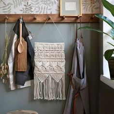 hallway decorating 413486809539107237 - From the magazine Hus & Hem 🌿 Styling: Matilda Appelberg Photo: Karl Anderson Source by Decoration Entree, House Ideas, My New Room, Scandinavian Style, Cozy House, Rustic Style, Rustic Furniture, My Dream Home, Home Projects