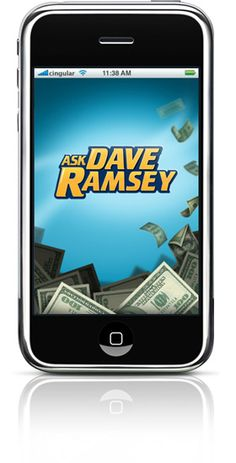Dave Ramsey App! YES! Love it :)