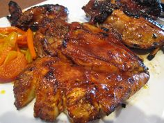 Chicken Inasal Recipe is a grilled or barbecued chicken, this dish originated in Negros Occidental and very popular in Bacolod City. In fact they have a place there called Manokan Country where all the restaurants sell Chicken Inasal. Sweet N Sour Meatball Recipe, Sweet And Sour Meatballs, Meatball Recipes, Chicken Recipes, Recipe Chicken, Chicken Menu, Filipino Recipes, Asian Recipes, Filipino Food