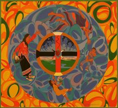 """""""The Circle of Life"""" ~by Laurie HOUSEMAN-whitehawk (1995)"""