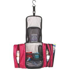 Amazon.com: eBags Pack-it-Flat Toiletry Kit (Aquamarine): Clothing