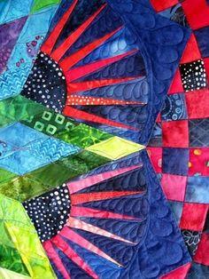 This pattern was designed by Jacqueline de Jonge.