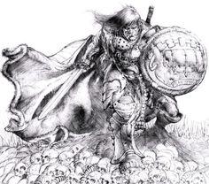 penitent knight by dannycruz4 on @DeviantArt
