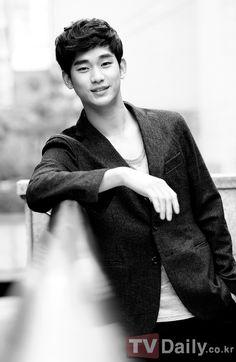 Kim Soo-hyun : TV Daily News (2012)