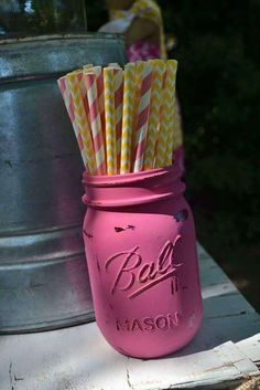 Pink Lemonade Birthday Party Ideas | Photo 16 of 26 | Catch My Party