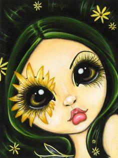 Black Eyed Susan  Artist: Elaina Wagner