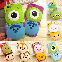 Disney Tsum Tsum phone cases!