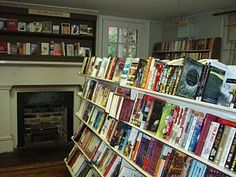e. shaver, bookseller. one of my favorite bookstores! in savannah, ga.