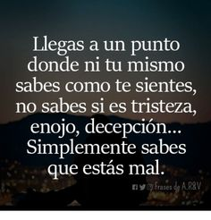 Spanish Inspirational Quotes, Latin Quotes, Amor Quotes, Spanish Quotes, Sad Love Quotes, Cute Quotes, Favorite Quotes, Best Quotes, Quotes En Espanol