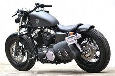 Sportster Harley. See more cool stuffs here - http://goo.gl/GxSjp2