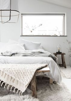 Win a cosy off-white rug from Nordal #WhiteRugs