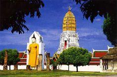 Wat Phra Si Rattana Mahathat Phitsanulok Thailand