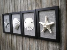 Hey, I found this really awesome Etsy listing at https://www.etsy.com/listing/228526391/cottage-chic-set-of-beach-wall-art-sea