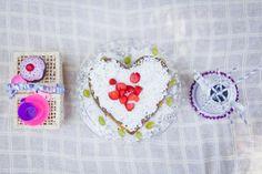 bolo sem açúcar