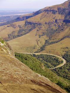 The Edge, Hogsback, Eastern Cape, South Africa. Photo by Martie van Niekerk Paises Da Africa, South Africa, Rest Of The World, Wonders Of The World, Sa Tourism, Van Niekerk, African States, Beautiful Places, Beautiful Pictures