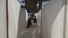The Infinity Box at The Holburne Museum. Easter 2014