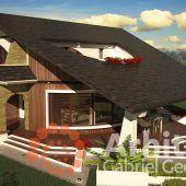 Casa cu etaj 54 | Proiecte de case personalizate | Arhitect Gabriel Georgescu & Echipa Modern House Facades, Luxury House Plans, Facade House, Design Case, Projects To Try, House Design, How To Plan, Outdoor Decor, Buildings