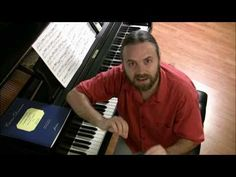 """▶ (1/2) How to play Bach's """"Goldberg Aria"""" 