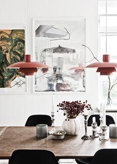 Scandi Style PH 4/3 pakabinamas šviestuvas. Dizainas Poul Henningen.