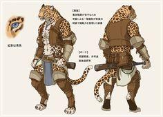 Mercenary of Leopard2 by koutanagamori on deviantART