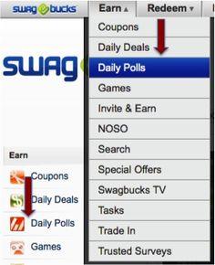 11 Ways To Earn More Swagbucks!