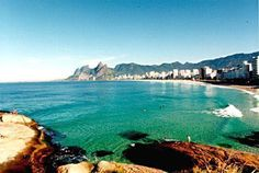 Brazil Beaches Rio Vacation Destinations Dream Vacations