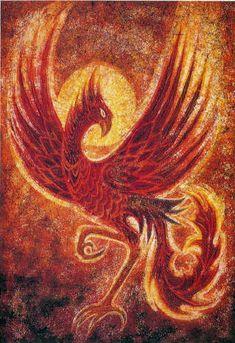 the phoenix rising...