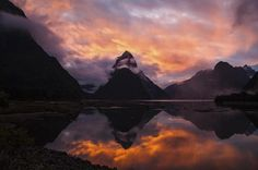 Breathtaking Beauty of Milford Sound, New Zealand