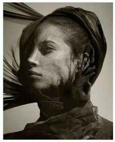 ALBERT WATSON Christy Turlington, Luxor, Egypt Archival Pigment Photograph 1987, Printed 2012 30 x 24 inches