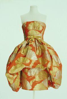 Christian Dior; 1958