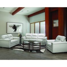 3410 3 Pc Living Room Set