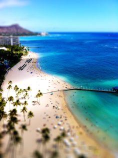 Waikiki Beach, Hawaii - TAKE ME BACK!