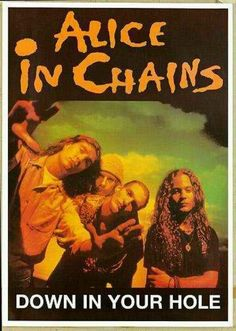 Alice In Chains Poster Tour Posters, Band Posters, Music Posters, Photo Wall Collage, Picture Wall, Poster Wall, Poster Prints, Alice In Chains, Sing To Me